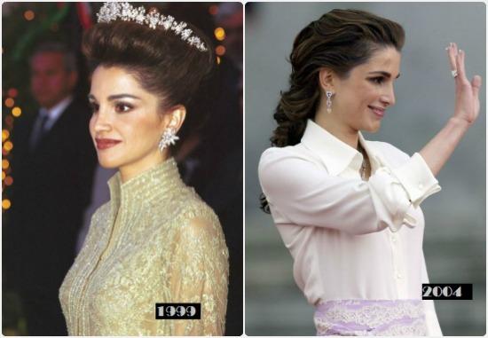 6- الملكة رانيا