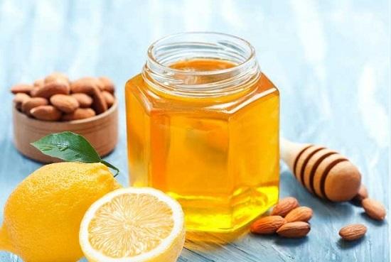 ماسك البرتقال بالعسل
