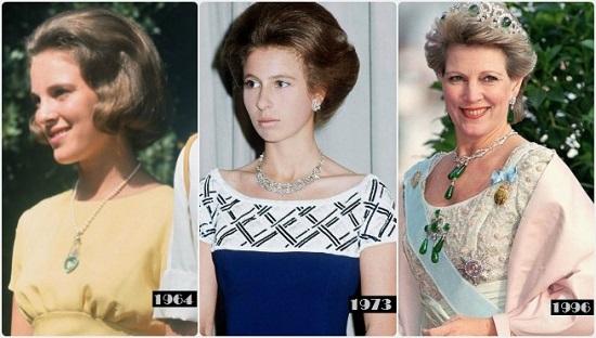 4- آن مارى ملكة اليونان
