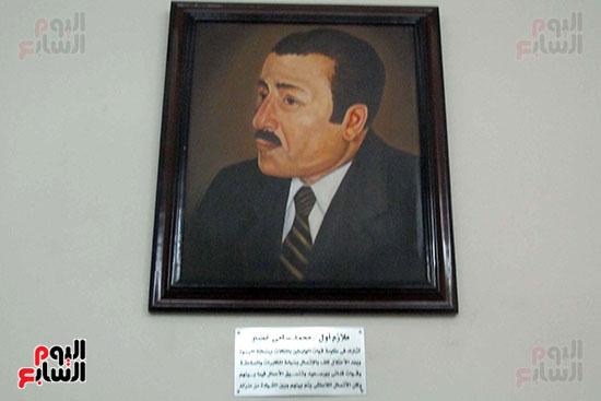 ملازم أول محمد سامى خضير شارك فى مقاومة قوات الإنجليز