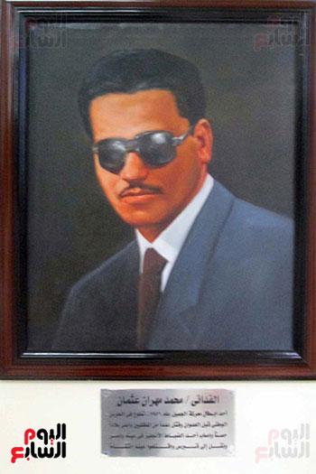 الفدائى محمد مهران عثمان