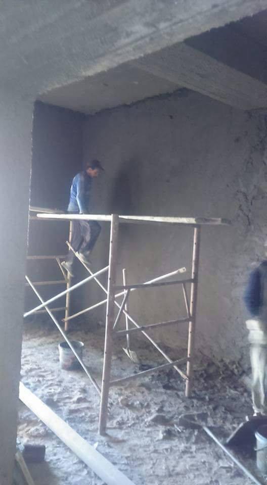 أعمال تطوير متحف الاتونى (1)