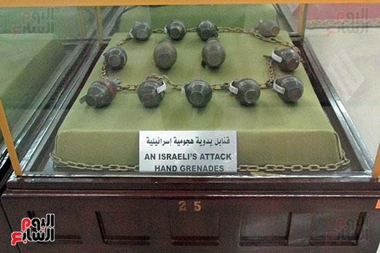 قنابل يدوية هجومية إسرائيلية