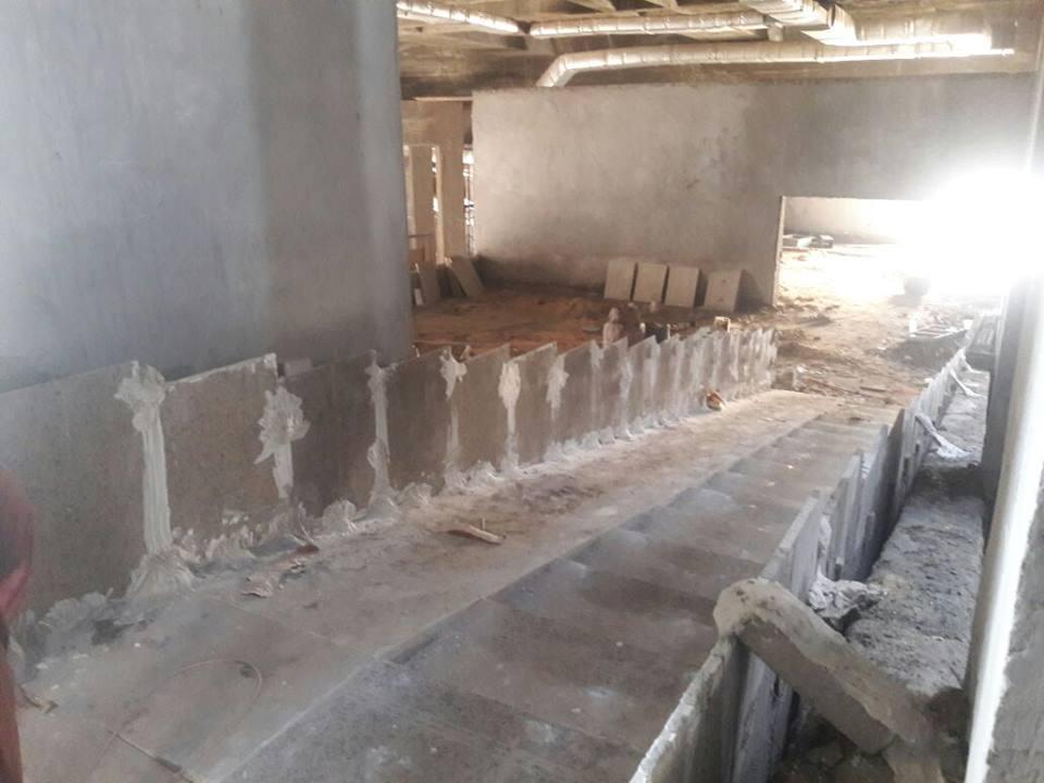 أعمال تطوير متحف الاتونى (2)