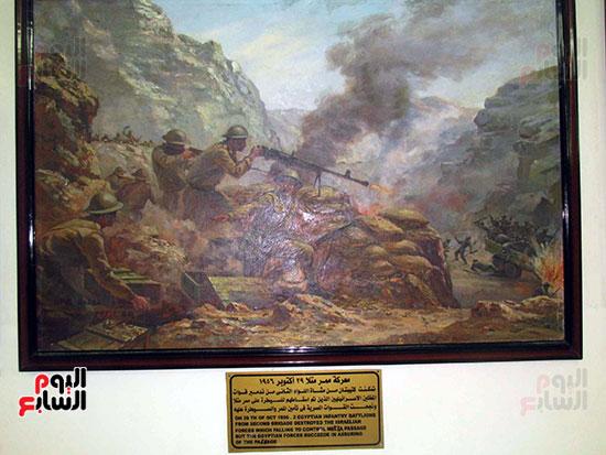 معركة ممر تلا فى 29 أكتوبر 1956