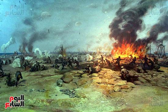 أعمال المقاومة الشعبية فى حرب العدوان الثلاثى