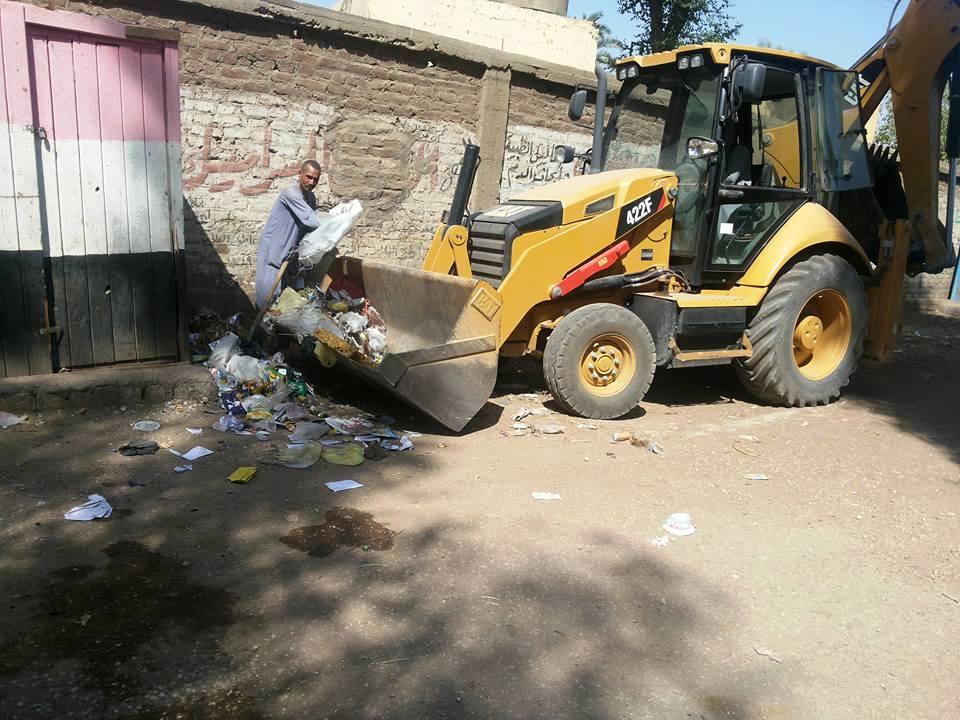 اعمال النظافة بالمراغة (9)
