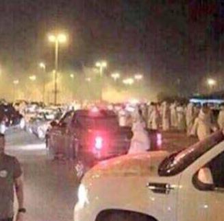 مظاهرات قطرية فى الدوحة ضد تميم