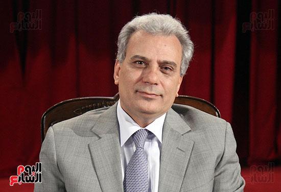 تكريم اعضاء هيئه التدريس بجامعه القاهره (24)