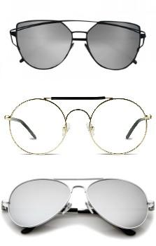 4941f2a25 بالصور .. موضة النظارات الرجالى بتقول إيه السنة دى؟ اختار نظارة ...