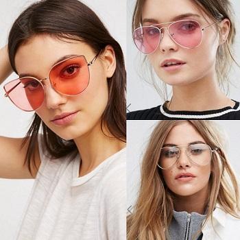 608ec791d موضة النظارات الشمسية تعود للماضى.. بالصور كيف تختارى الشكل المناسب ...