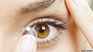صحة العيون العدسات