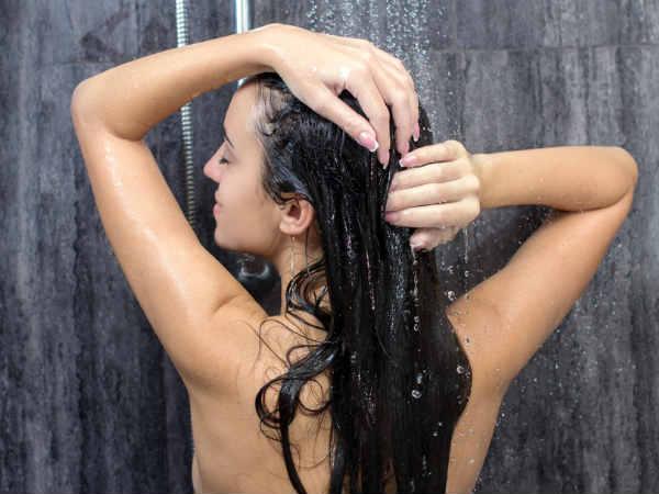 الاستحمام يومياً