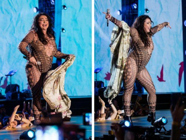 المغنية لوليتا