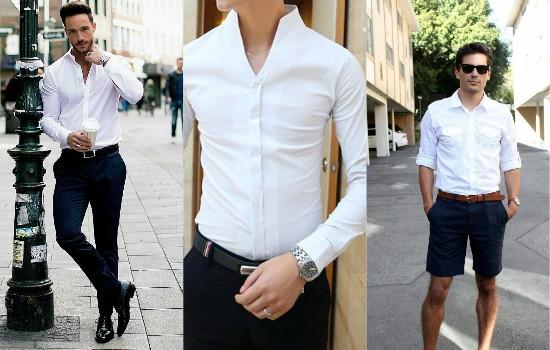 23c6e01fa قاموس الموضة الرجالى..اعرف إزاى تلبس الشيميز لإطلالة سيمى فورمال ...