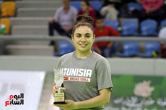 مصر تتوج بلقب البطولة العربية لسيدات السلة (10)