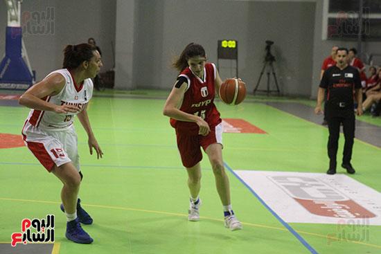 مصر تتوج بلقب البطولة العربية لسيدات السلة (51)