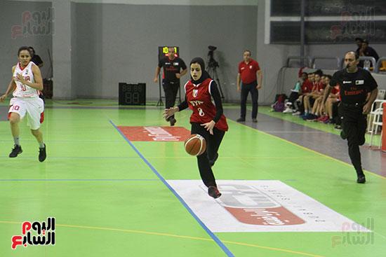 مصر تتوج بلقب البطولة العربية لسيدات السلة (25)