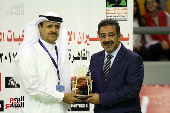 مصر تتوج بلقب البطولة العربية لسيدات السلة (14)