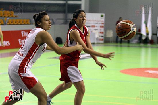 مصر تتوج بلقب البطولة العربية لسيدات السلة (43)