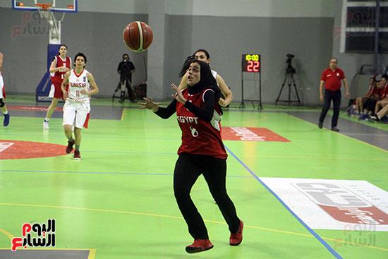مصر تتوج بلقب البطولة العربية لسيدات السلة (50)