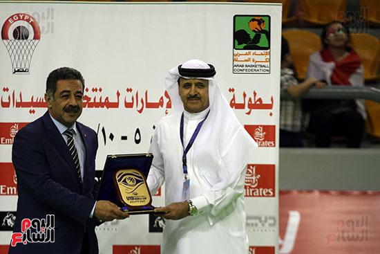مصر تتوج بلقب البطولة العربية لسيدات السلة (20)