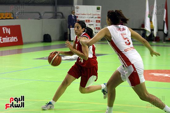مصر تتوج بلقب البطولة العربية لسيدات السلة (41)
