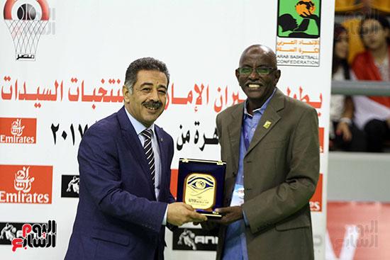 مصر تتوج بلقب البطولة العربية لسيدات السلة (16)