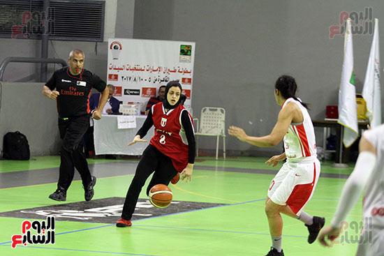 مصر تتوج بلقب البطولة العربية لسيدات السلة (26)