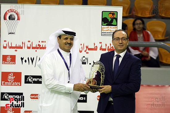 مصر تتوج بلقب البطولة العربية لسيدات السلة (15)