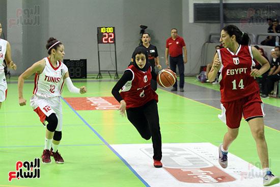مصر تتوج بلقب البطولة العربية لسيدات السلة (45)
