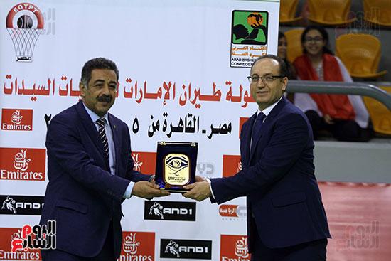 مصر تتوج بلقب البطولة العربية لسيدات السلة (18)