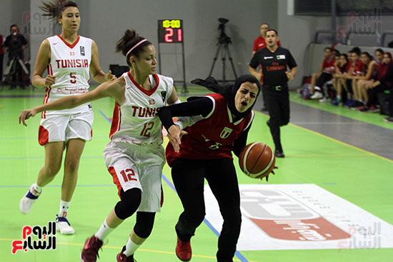مصر تتوج بلقب البطولة العربية لسيدات السلة (47)