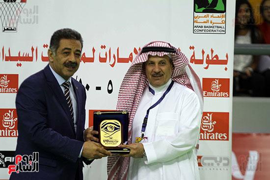 مصر تتوج بلقب البطولة العربية لسيدات السلة (19)