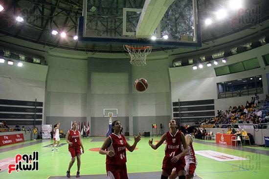 مصر تتوج بلقب البطولة العربية لسيدات السلة (59)