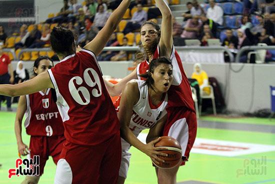 مصر تتوج بلقب البطولة العربية لسيدات السلة (56)