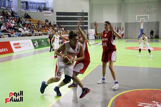 مصر تتوج بلقب البطولة العربية لسيدات السلة (58)