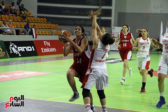 مصر تتوج بلقب البطولة العربية لسيدات السلة (23)
