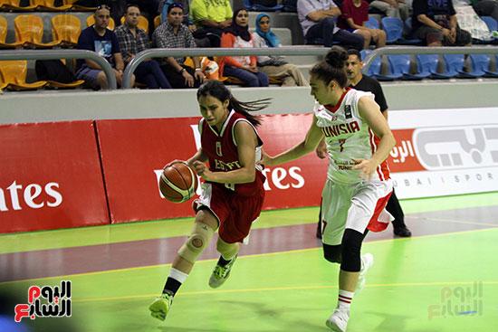 مصر تتوج بلقب البطولة العربية لسيدات السلة (30)