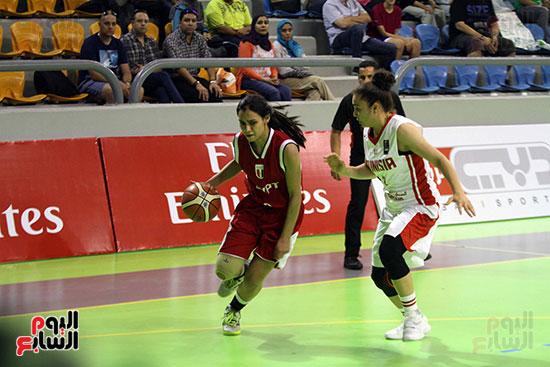 مصر تتوج بلقب البطولة العربية لسيدات السلة (29)