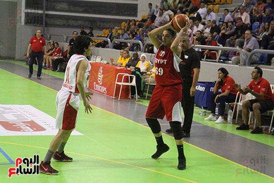 مصر تتوج بلقب البطولة العربية لسيدات السلة (52)