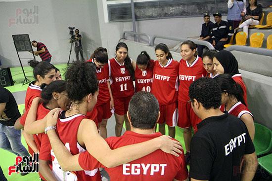 مصر تتوج بلقب البطولة العربية لسيدات السلة (21)