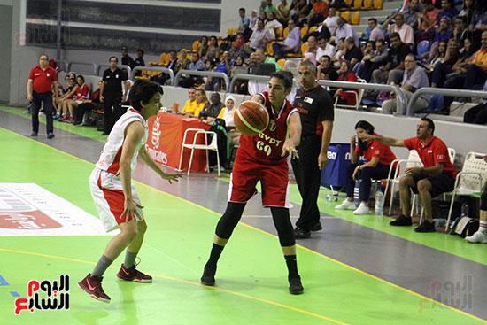 مصر تتوج بلقب البطولة العربية لسيدات السلة (53)