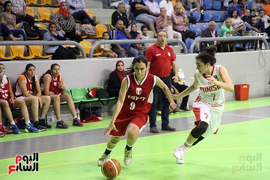 مصر تتوج بلقب البطولة العربية لسيدات السلة (62)