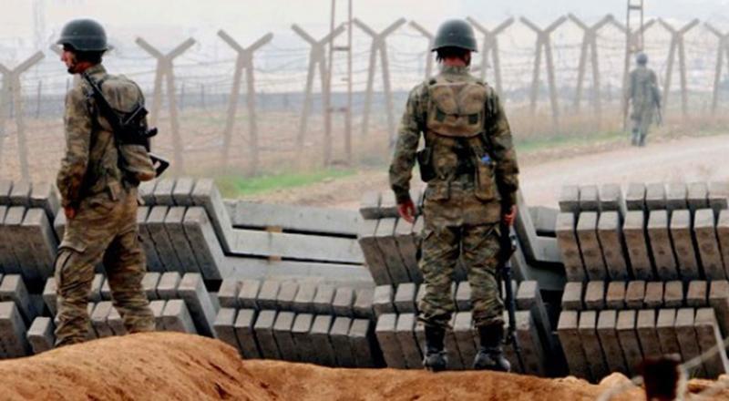 حرس الحدود التركى يقتل سيدة سورية ويرفض السماح للدفاع المدنى بسحب الجثة