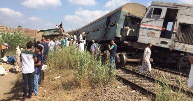 حادث تصادم قطارى الإسكندرية