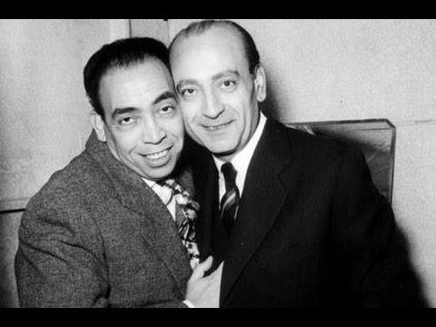 إسماعيل ياسين ومحمود المليجى
