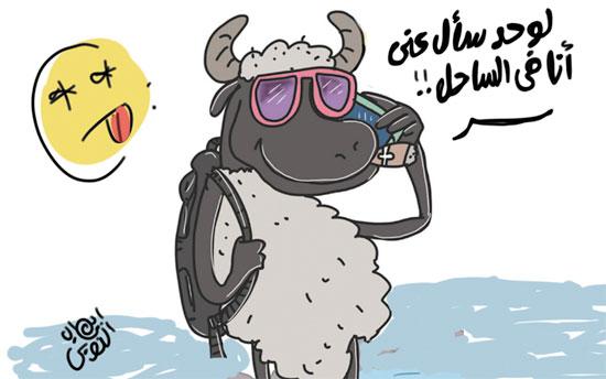 كاريكاتير اليوم السابع (12)