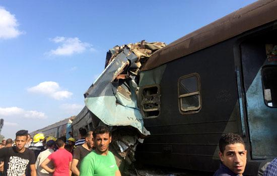 حادث قطار اسكندرية (5)