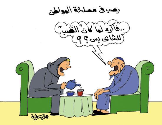 كاريكاتير اليوم السابع (5)